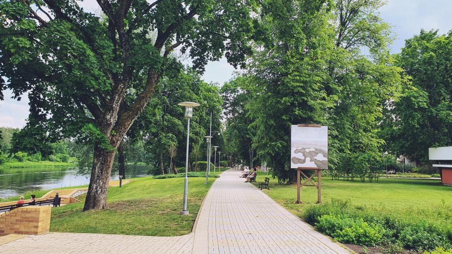 Gydyklų parkas