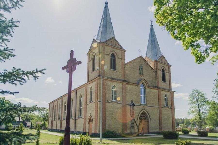 Druskininkų (Ratnyčios) Šv. apaštalo Baltramiejaus bažnyčia