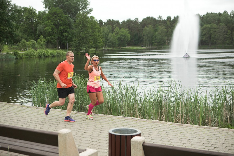 """""""Druskininkai Run"""" pusmaratonis ir lietuvos pusės maratono čempionatas"""