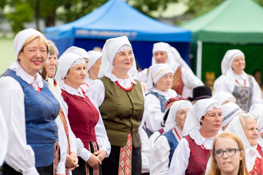 28-oji Dainavos krašto folkloro šventė