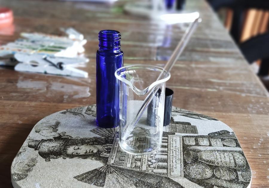Kūrybinės natūralių kvepalų dirbtuvės-mokymai