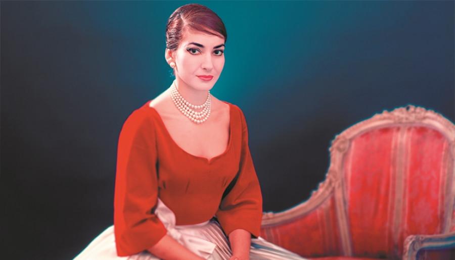 Kino filmas Maria Callas: savais žodžiais | Druskininkų vasara su M. K. Čiurlioniu