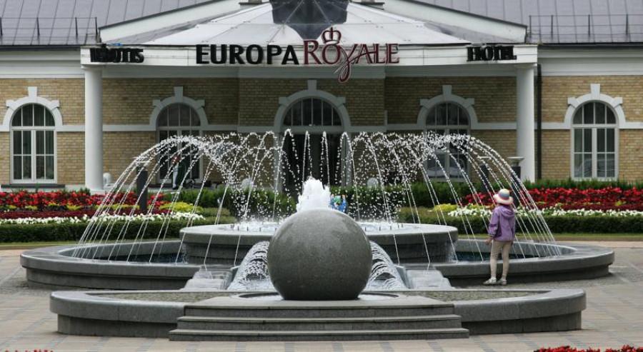 Europa Royale konferencijų salė